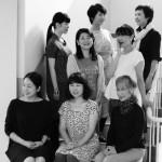 8人の女たち展