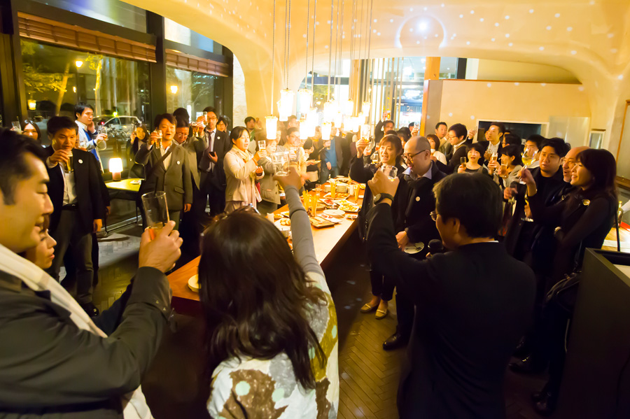 SDW2015 OPENING PARTY